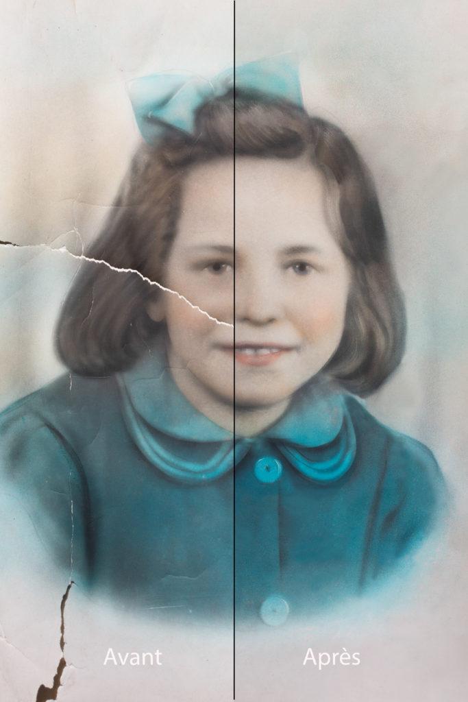 terouche photo ancienne avant après